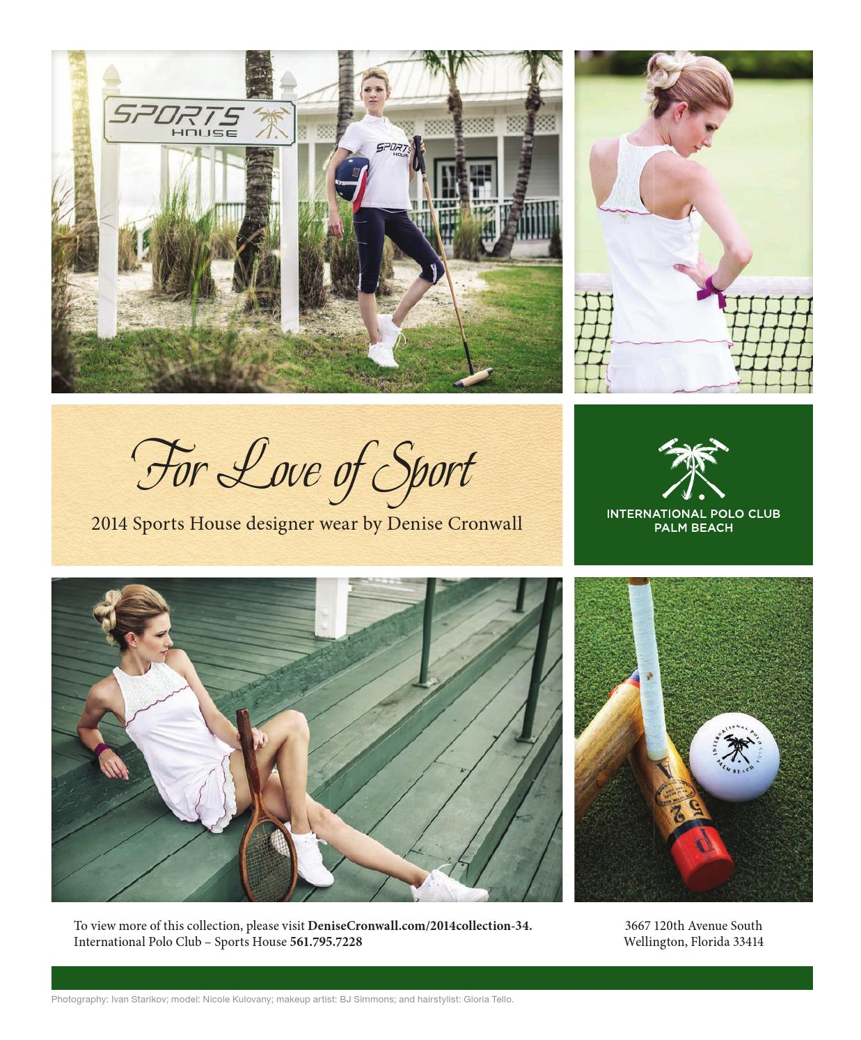 International Polo Club Palm Beach 2014 Magazine
