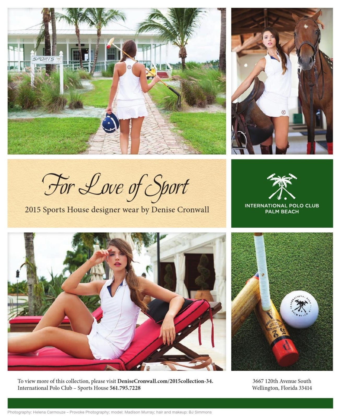 International Polo Club 2015 Magazine